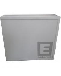 Антивандальный ящик БК-550-з-1 2U 1.5 мм, пенал