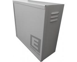 Антивандальный ящик БК-550-з-1 3U 1.5 мм, пенал