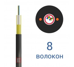 ОКТ-Д (1,0)П-8Е1, 8 волокон (бывший EcoLight)