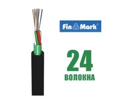 Оптический кабель FinMark LT024-SM-05, 24 волокна