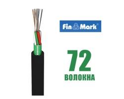 Оптический кабель FinMark LT072-SM-05, 72 волокна