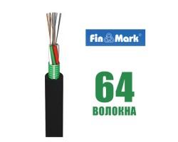 Оптический кабель FinMark LT064-SM-05, 64 волокна