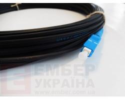 Патчкорд наружный из кабеля FTTH, 3мм