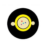 Оптический кабель ОЦПс-4А1(1х4)-1,0