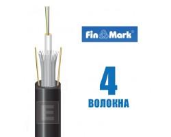 Оптический кабель FinMark UT004-SM-15, 4 волокна