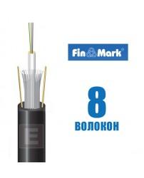 FinMark UT008-SM-15, 8 волокон