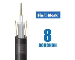 Оптический кабель FinMark UT008-SM-15, 8 волокон