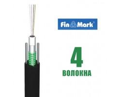 Оптический кабель FinMark UT004-SM-04-T, 4 волокна