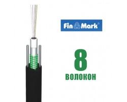 Оптический кабель FinMark UT008-SM-03-T, 8 волокна