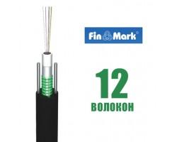 Оптический кабель FinMark UT012-SM-04-T, 4 волокна