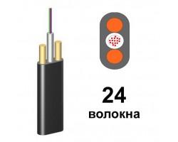 Оптический кабель ОКАДт-Д(1,5)П-2*12Е1 - 24 волокна