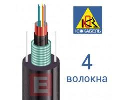Оптический кабель Южкабель ОЦБгП-4А1(1х4)-2.7