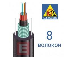 Оптический кабель Южкабель ОЦБгП-8А1(1х8)-2.7