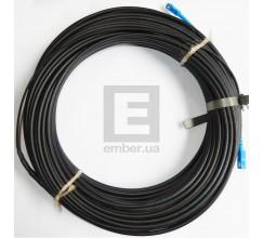 Патчкорд из круглого кабеля ОКТ-Д  0,5кН, 5,5мм (диэлектрик)