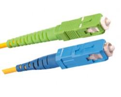 Внутренний патчкорд sm, simplex, SC/UPC-SC/APC, 3мм
