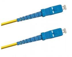 Внутренний патчкорд sm, simplex, SC/UPC-SC/UPC, 3мм