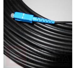 Внешний патчкорд из круглого кабеля ОЦПс (диэлектрик)