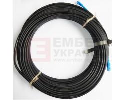 Внешний патчкорд из круглого кабеля ОКТ-Д  0,5кН, 5,5мм (диэлектрик)