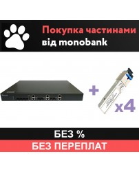 OLT P3310C-AC и 4 SFP - рассрочка Monobank